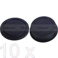 10x New Type Body Cover Rear Cap for Canon EOS Digital DSLR Camera EF EF-S Lens