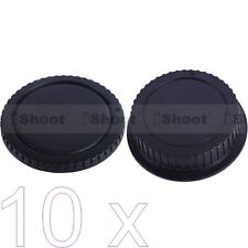 10x New Type Body Cover Rear Cap for Canon EOS Digital DSLR Camera EF EF-S Lens