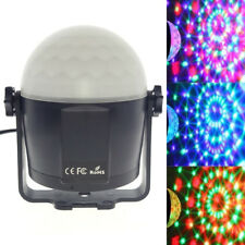 2-in-1 Party Disco 6-Color Lights Sound Activated DJ Magic Ball + Night_GG