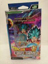 Dragon Ball Super Card Game : Starter Deck SD01 The Awakening
