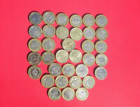 WIDE SELECTION OF CIRCULATED £2 (TWO POUNDS) COINS- GREAT BRITISH COIN HUNT