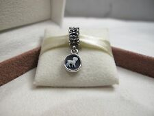 New w/Box Pandora RETIRED Aries the Ram Cameo Dangle Charm 790500CAM04 Zodiac