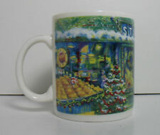 Vintage Starbucks Pikes Place Farmers Market Mug c.2000