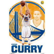NBA Golden State Warriors - Stephen Curry POSTER 61x91cm NEW * Basketball