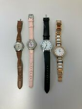 Ladies Watches x4 Sekonda Seksy Next Unchecked Untested Batteries Required E60