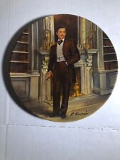 """Gone With The Wind """"Rhett"""" Knowles Limited Edition Collector'S Plate Gwtw"""
