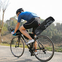 Outdoor Solid Bike Saddle Bag Moutain Seat Pack Bag Cycling Bicycle Pocket ZY
