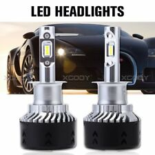 H3 Novsight LED Headlight Conversion Kit 70W 10000LM Lamp Light Bulb 6500K White