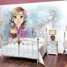 PAPIER Fototapeten Fototapete Tapete Disney Kinder Frozen Eiskönigin  3FX10772P4