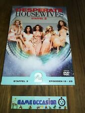 DESPERATE HOUSEWIVES STAGIONE 3 PARTE 2 DVD VERSIONE TEDESCA VF V. INGLESE