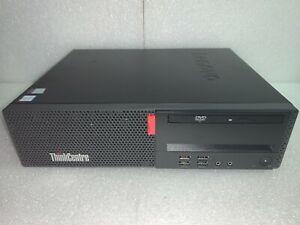 Lenovo ThinkCentre M710S SFF Core I3-7100 3.9 GHz 8 GB 1TB HDD Win10 Pro