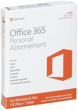 Microsoft Office 365 Personal 1 Jahr NEU