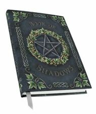 Ivy Book of Shadows - Unlined Blank Grimoire Journal