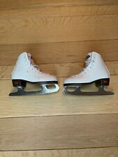 Riedell 113 Figure Ice Skates Size 10W