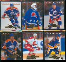 1993-94 Donruss RATED ROOKIE Hockey Set(15)BRODEUR,NIEDERMAYER,PRONGER,ARNOTT