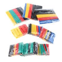 Heat Shrink Tubing Tube Sleeving Wrap Cable Wire Kit 2:1 Heatshrink 328Pcs