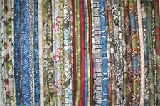 "Fabric-5"" Strips-All Jason Yenter-OOP-Scraps-Remnants-100% Cotton-By the POUND++"