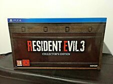 Exclusive - Resident Evil 3 Collector's Edition PS4
