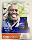 NEW Consumer Cellular Samsung Galaxy J7 32 GB Android Smartphone 13 MP photo