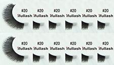 Brand New Ifullash 100% Human Hair Eyelashes - #20