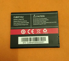 Battery replacement 2200 mah for Cubot X12 MTK6735