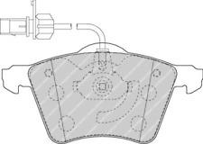 BPF1747B VW SHARAN 2001-2010 7M FRONT BRAKE PAD FITTING KIT 300MM DISCS