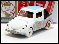 TOMICA Subaru 360 1/50 TOMY DIECAST CAR WHITE