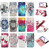 Case For iPhone 12 11 Pro XR XS MAX 8 7 Pattern Luxury Leather Wallet Flip Cover