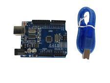 Arduino / Genuino UNO R3 Compatible ATmega328P & ATmeg a16U2 with USB cable