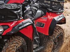 Kotflügel Verbreiterung Set Can Am Outlander L 450 500 570 ATV Quad Mud Guard