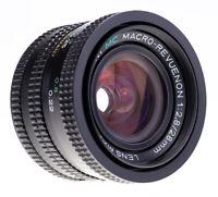 Enna München MC Macro Revuenon 28 mm f 2,8 mit Pentax K / PK Anschluss  / 630
