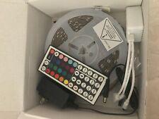 MINGER LED Strip Lights Kit, Waterproof 32.8ft 5050 RGB 300led Strips Lightin...