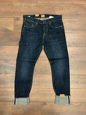 Jeans cosmy lnr800 blu Slim Fit cimosato tela genova f/w 19-20 -50%off