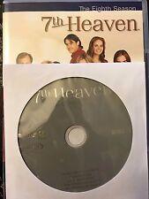 7th Heaven - Season 8, Disc 5 REPLACEMENT DISC (not full season)
