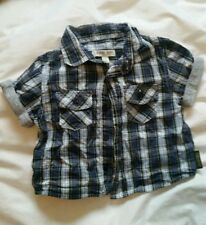 Ted Baker Checked T-Shirts & Tops (0-24 Months) for Boys