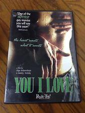 You I Love (DVD, 2005) Olga Stolpovskaya & Dmitry Troitsky