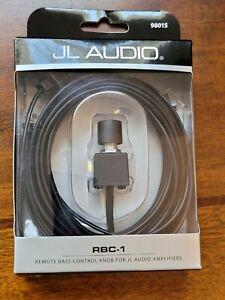 JL Audio Rbc1 Remote Bass Control 685678214258