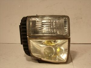 1997-2000 INFINITI QX4 PASSENGER RIGHT FOG TURN COMBO LIGHT LAMP ASSEMBLY #7528