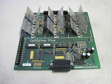 100% WARRANTY Microkinetics DR832036 OptiDriver Opti Driver Plus VPC-2 Board