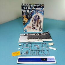 KENNER MPC R2-D2 Model Kit BOX, Instructions & Stickers with few pieces 1977