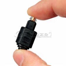 Toslink a 3.5mm Mini Jack Adattatore OTTICO DIGITALE AUDIO
