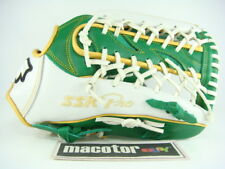 """Ssk Special Pro Order 13"""" Outfield Baseball / Softball Glove Green White Rht New"""