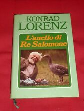 L'ANELLO DI RE SALOMONE - KONRAD LORENZ