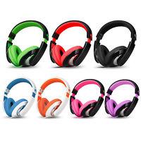 Over-Ear Teens Kids Childs DJ Headphones Earphones iPad mini 2 3 / iPad Air 1 2