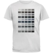 Valentine's Day - 50 Shades of Grey White Adult T-Shirt