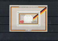 BRD - Block 10 - 25 Jahre Bundesrepublik Deutschland 1974 - Postfrisch