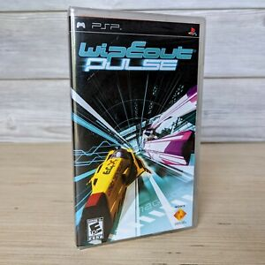WIPEOUT PULSE Sony PSP NEW and FACTORY SEALED