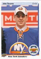 17/18 UD..JOHN TAVARES..TOP DRAFT PICK..# DRAFT-44..ISLANDERS.FREE COMBINED SHIP