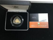 2006 Bermuda 3 dollars Shipwreck North Carolina Silver Proof Coin W/ COA