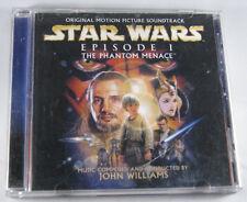 Star Wars Episode 1: The Phantom Menace (Soundtrack) - John Williams [CD LN]